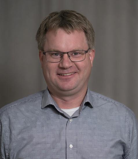 Bild på Henrik Mårtensson
