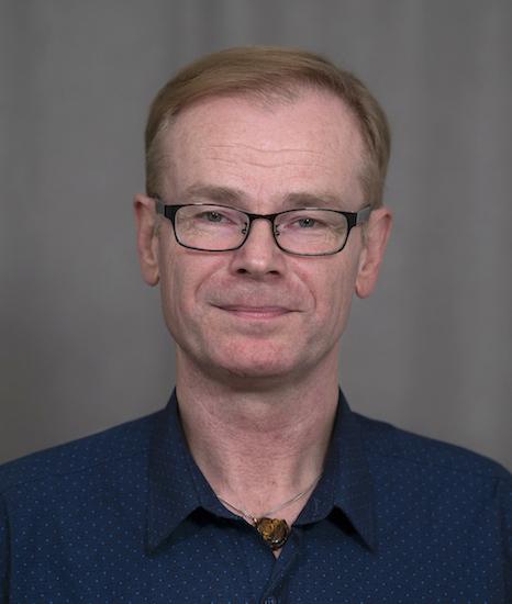 Bild på Bengt-Åke Lindell