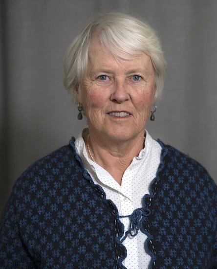 Bild på Lisa Kvarnbäck